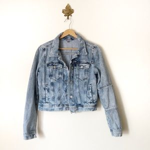 Free People Rumors denim jacket Small